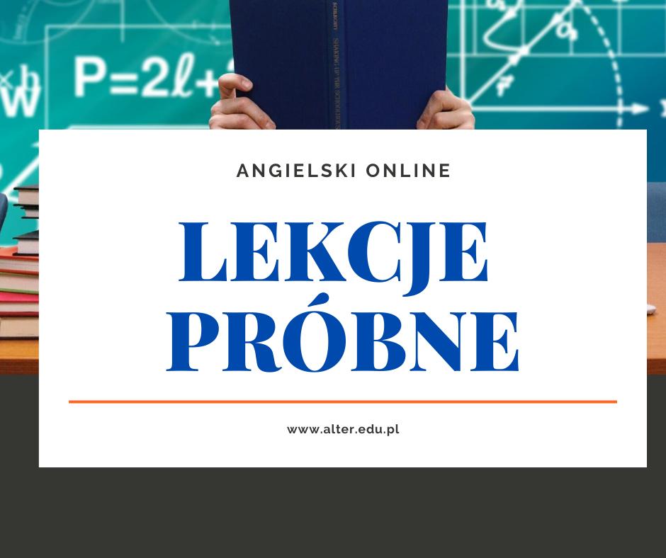 lekcje z native speakerem online